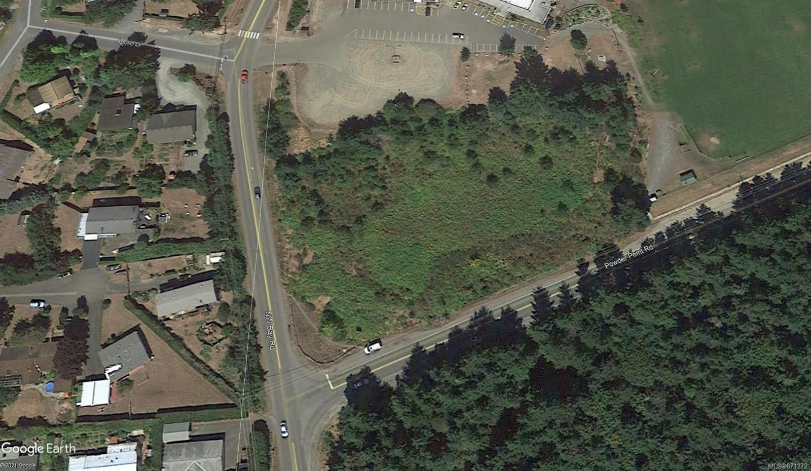 Photo 3: Photos: Lt A Northwest Bay Rd in : PQ Nanoose Unimproved Land for sale (Parksville/Qualicum)  : MLS®# 871272