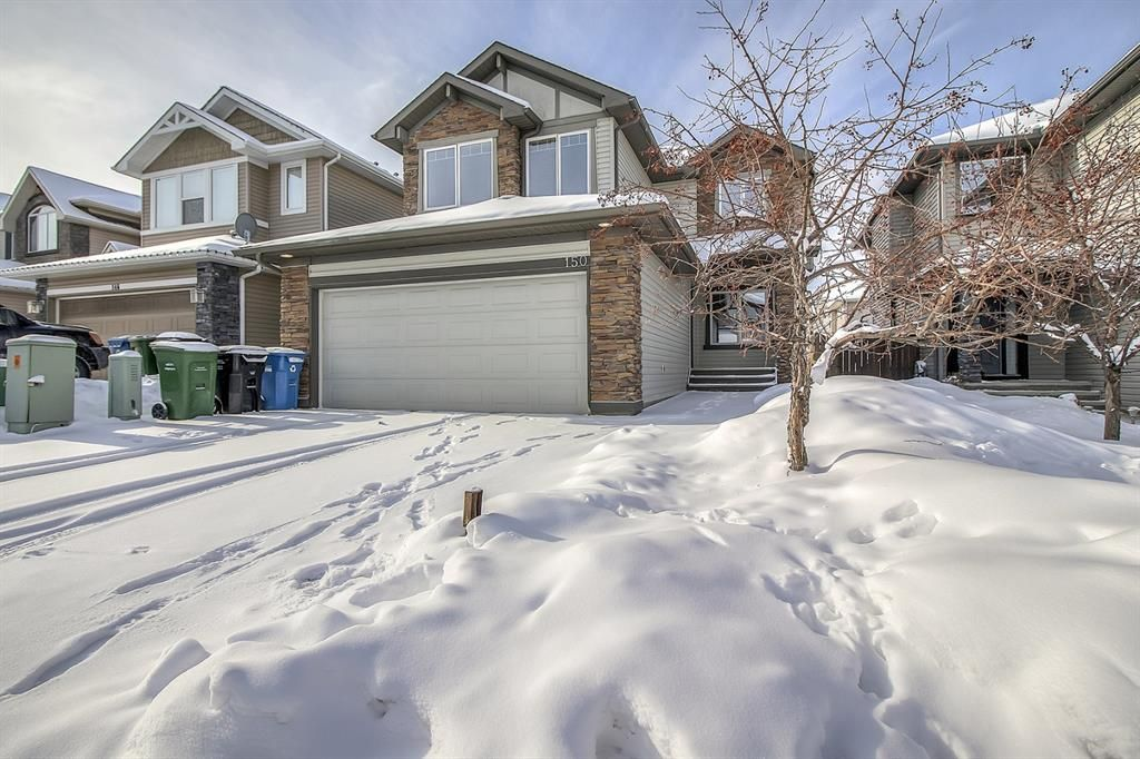 Main Photo: 150 Cranwell Green SE in Calgary: Cranston Detached for sale : MLS®# A1066623