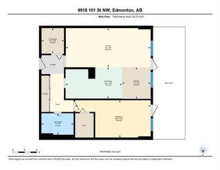 Photo 30: 909 9918 101 Street in Edmonton: Zone 12 Condo for sale : MLS®# E4247653