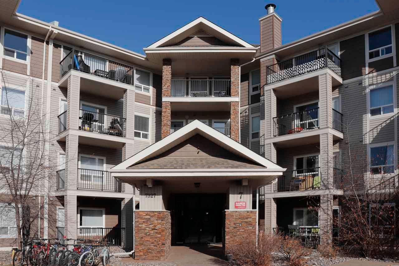 Main Photo: 7205 7327 SOUTH TERWILLEGAR Drive in Edmonton: Zone 14 Condo for sale : MLS®# E4237327