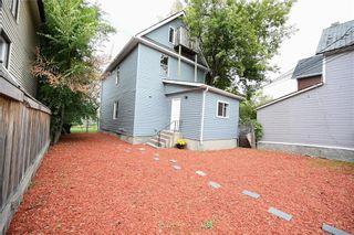 Photo 28: 770 Honeyman Avenue in Winnipeg: Wolseley Residential for sale (5B)  : MLS®# 202122630