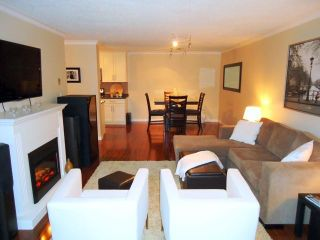 "Photo 3: 120 4373 HALIFAX Street in Burnaby: Brentwood Park Condo for sale in ""BRENT GARDENS"" (Burnaby North)  : MLS®# V949408"