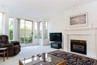 """Photo 2: 110 3777 W 8TH Avenue in Vancouver: Point Grey Condo for sale in """"THE CUMBERLAND"""" (Vancouver West)  : MLS®# R2461300"""