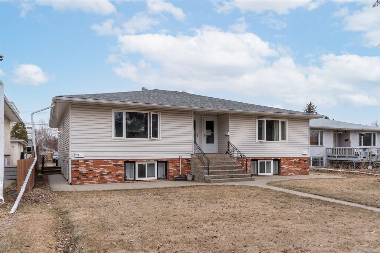 Main Photo: 9421 9423 83 Street in Edmonton: Zone 18 House Duplex for sale : MLS®# E4239956