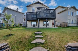 Photo 40: 154 SAGEWOOD Landing SW: Airdrie Detached for sale : MLS®# A1028498