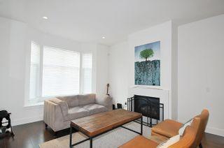 "Photo 3: 5 3432 GISLASON Avenue in Coquitlam: Burke Mountain 1/2 Duplex for sale in ""ROXTON"" : MLS®# R2103480"