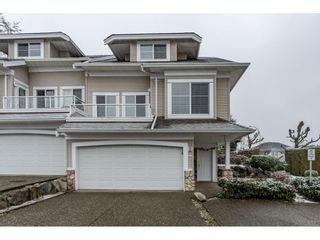"""Photo 1: 27 31501 UPPER MACLURE Road in Abbotsford: Abbotsford West Townhouse for sale in """"Maclure Walk"""" : MLS®# R2346484"""