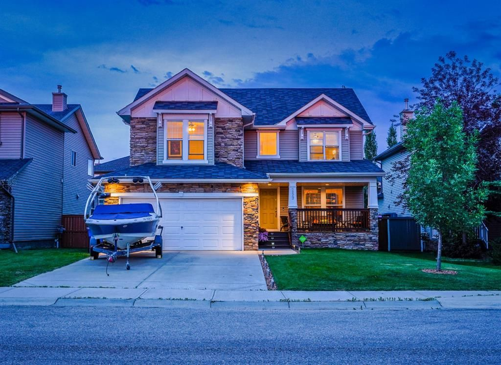 Main Photo: 259 WESTCHESTER Boulevard: Chestermere Detached for sale : MLS®# A1019850
