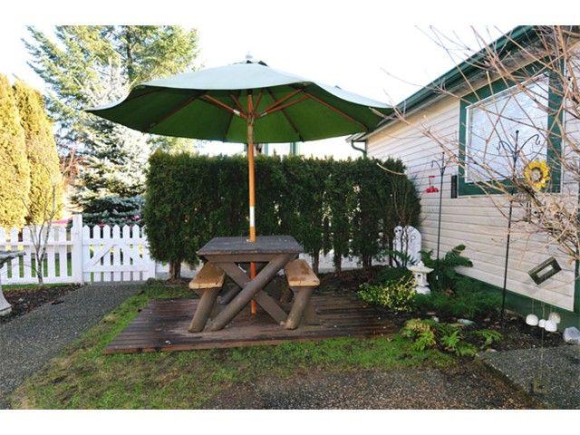 "Photo 16: Photos: # 207 20675 118TH AV in Maple Ridge: Southwest Maple Ridge Townhouse for sale in ""ARBOR WYNDE"" : MLS®# V1043404"