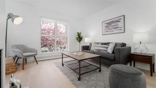 """Photo 2: 19 704 W 7TH Avenue in Vancouver: Fairview VW Condo for sale in """"Heather Park"""" (Vancouver West)  : MLS®# R2568826"""