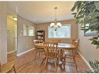 Photo 5: A 2999 Glen Lake Rd in VICTORIA: La Glen Lake Half Duplex for sale (Langford)  : MLS®# 583980