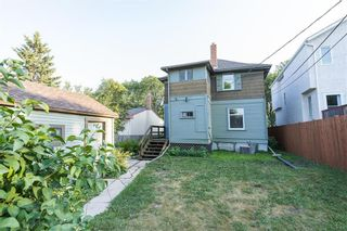 Photo 23: 141 Leila Avenue in Winnipeg: Scotia Heights Residential for sale (4D)  : MLS®# 202117515