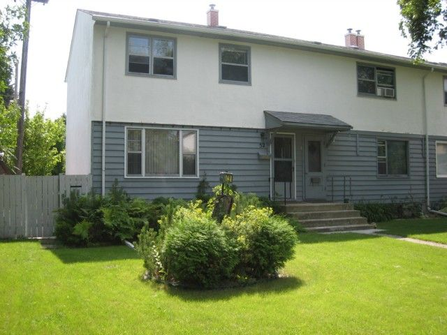 Main Photo: 52 DICKSON Crescent in WINNIPEG: Manitoba Other Residential for sale : MLS®# 1015927