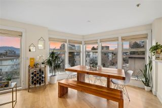 """Photo 4: 401 1586 W 11TH Avenue in Vancouver: Fairview VW Condo for sale in """"Torrey Pines"""" (Vancouver West)  : MLS®# R2561085"""
