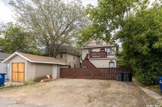 Photo 43: 921 7th Avenue North in Saskatoon: City Park Residential for sale : MLS®# SK866683