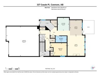Photo 32: 337 Casale Place: Canmore Detached for sale : MLS®# A1111234
