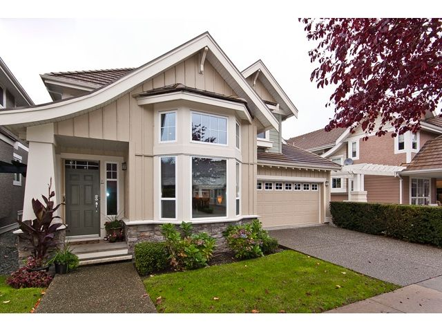 "Main Photo: 4 15288 36TH Avenue in Surrey: Morgan Creek House for sale in ""Cambria"" (South Surrey White Rock)  : MLS®# F1126561"