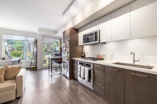 """Photo 6: 405 417 GREAT NORTHERN Way in Vancouver: Strathcona Condo for sale in """"Canvas"""" (Vancouver East)  : MLS®# R2591582"""