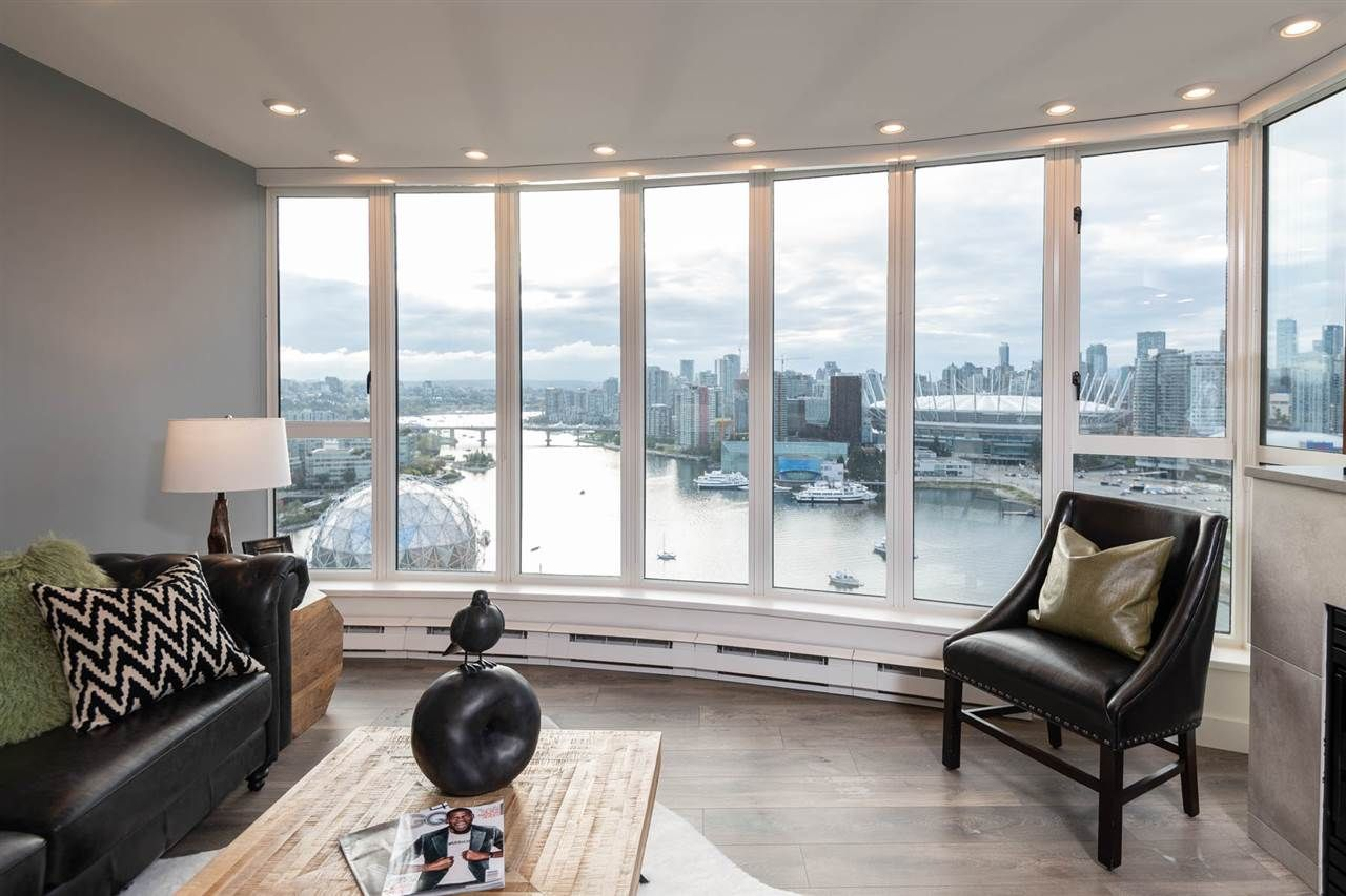 Main Photo: 2502 1188 QUEBEC STREET in Vancouver: Downtown VE Condo for sale (Vancouver East)  : MLS®# R2544440