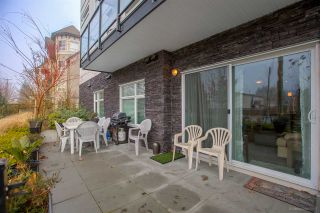 """Photo 17: 111 12070 227 Street in Maple Ridge: East Central Condo for sale in """"STATION ONE"""" : MLS®# R2230679"""