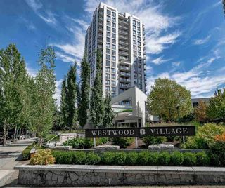 "Photo 2: 309 1185 THE HIGH Street in Coquitlam: North Coquitlam Condo for sale in ""THE CLAREMONT"" : MLS®# R2551257"