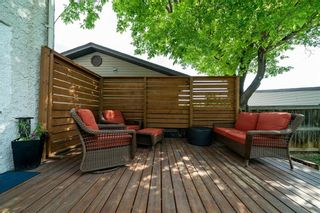 Photo 33: 202 Vista Avenue in Winnipeg: St Vital Residential for sale (2E)  : MLS®# 202011762