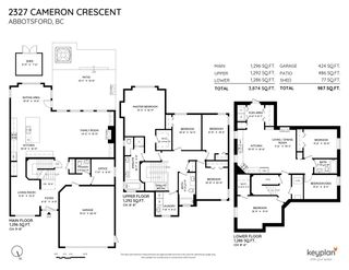 """Photo 40: 2327 CAMERON Crescent in Abbotsford: Abbotsford East House for sale in """"DEERWOOD ESTATES"""" : MLS®# R2531839"""