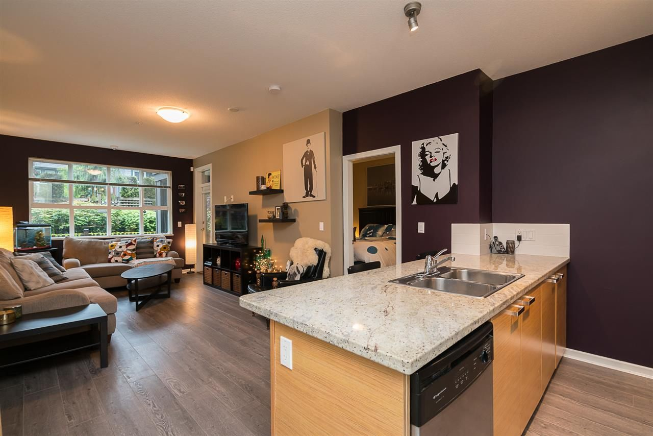 """Photo 2: Photos: 106 18755 68TH Avenue in Surrey: Clayton Condo for sale in """"COMPASS"""" (Cloverdale)  : MLS®# R2166874"""