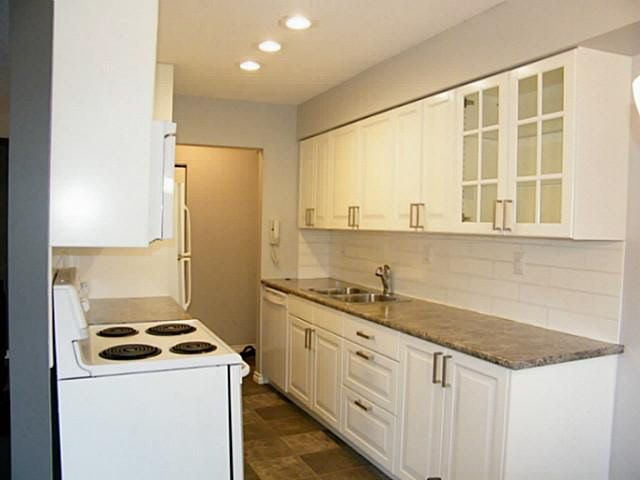 completely updated kitchen