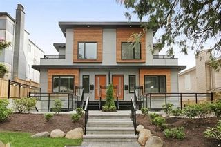 Photo 1: 233 W 19TH Street in North Vancouver: Central Lonsdale 1/2 Duplex for sale : MLS®# R2202782