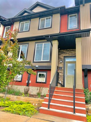 Photo 40: #11, 1776 CUNNINGHAM Way in Edmonton: Zone 55 Townhouse for sale : MLS®# E4248766