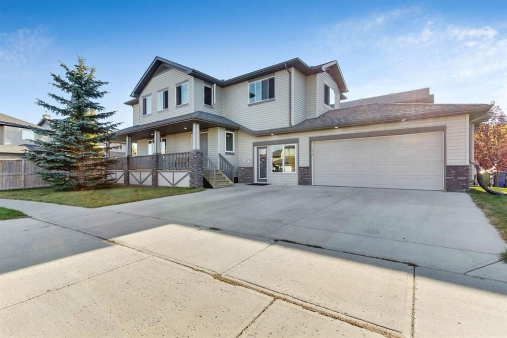 Main Photo: 208 Sheep River Cove: Okotoks Detached for sale : MLS®# A1039739