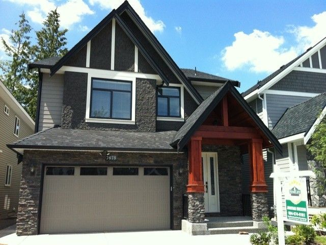 Main Photo: 7675 210A ST in Langley: Willoughby Heights House for sale : MLS®# F1402870