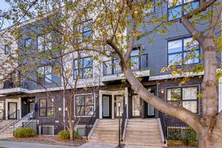 Main Photo: 5 603 15 Avenue SW in Calgary: Beltline Row/Townhouse for sale : MLS®# A1128443