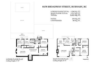Photo 37: 6478 BROADWAY Street in Burnaby: Parkcrest House for sale (Burnaby North)  : MLS®# R2601207
