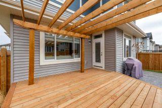 Photo 45: 16139 17 Avenue in Edmonton: Zone 56 House for sale : MLS®# E4241128