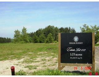 Photo 2: 20181 2ND Avenue in Langley: Campbell Valley Land for sale : MLS®# F2911709