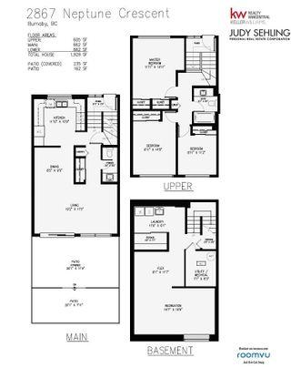 "Photo 38: 2867 NEPTUNE Crescent in Burnaby: Simon Fraser Hills Townhouse for sale in ""Simon Fraser Hills"" (Burnaby North)  : MLS®# R2582519"