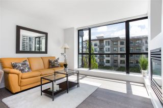 Photo 5: 405 124 W 1ST STREET in North Vancouver: Lower Lonsdale Condo for sale : MLS®# R2458347