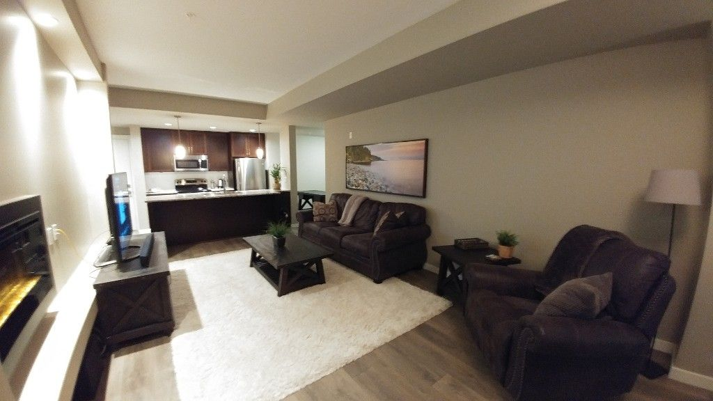 Photo 3: Photos: #102 2238 Whatcom Rd in Abbotsford: Abbotsford East Condo for rent