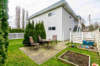 Photo 31: 46209 MAPLE Avenue in Chilliwack: Chilliwack E Young-Yale Fourplex for sale : MLS®# R2536088