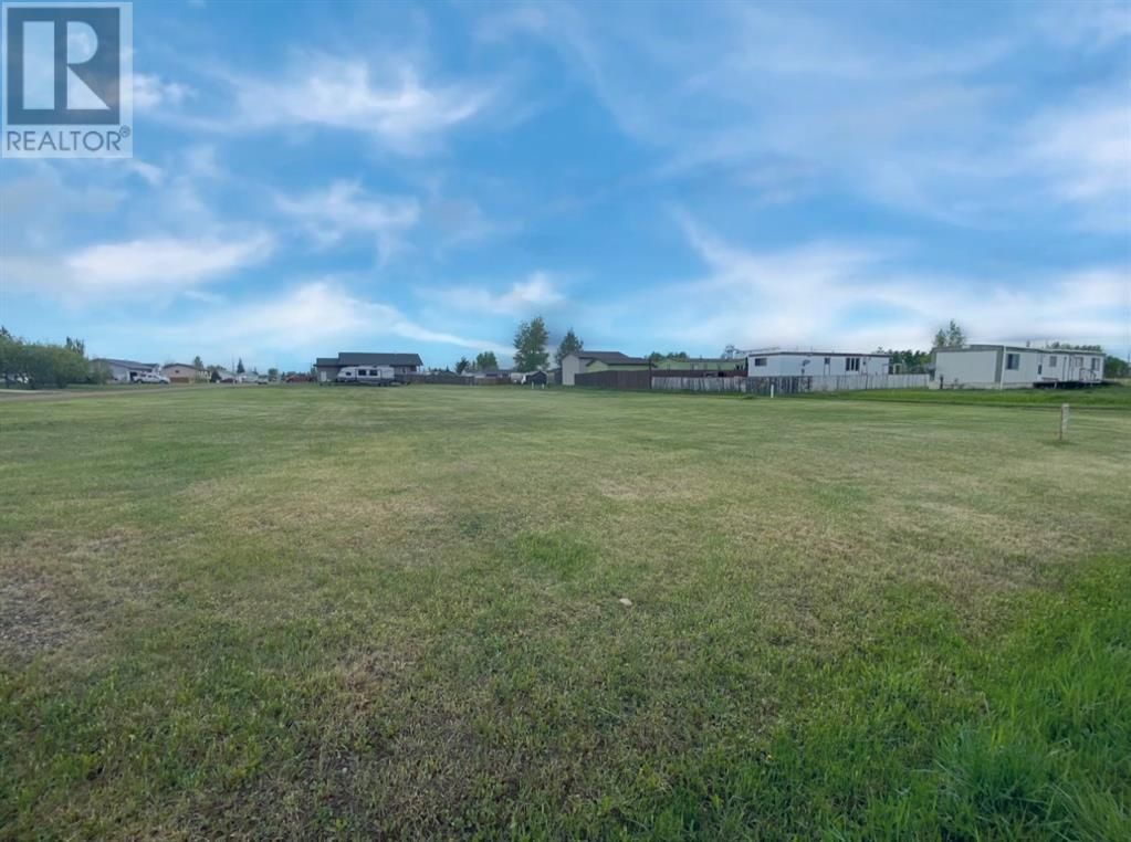 Main Photo: 4408 46 Avenue in Rycroft: Vacant Land for sale : MLS®# A1114348