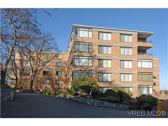 Main Photo: 206 2920 Cook St in VICTORIA: Vi Mayfair Condo for sale (Victoria)  : MLS®# 560489