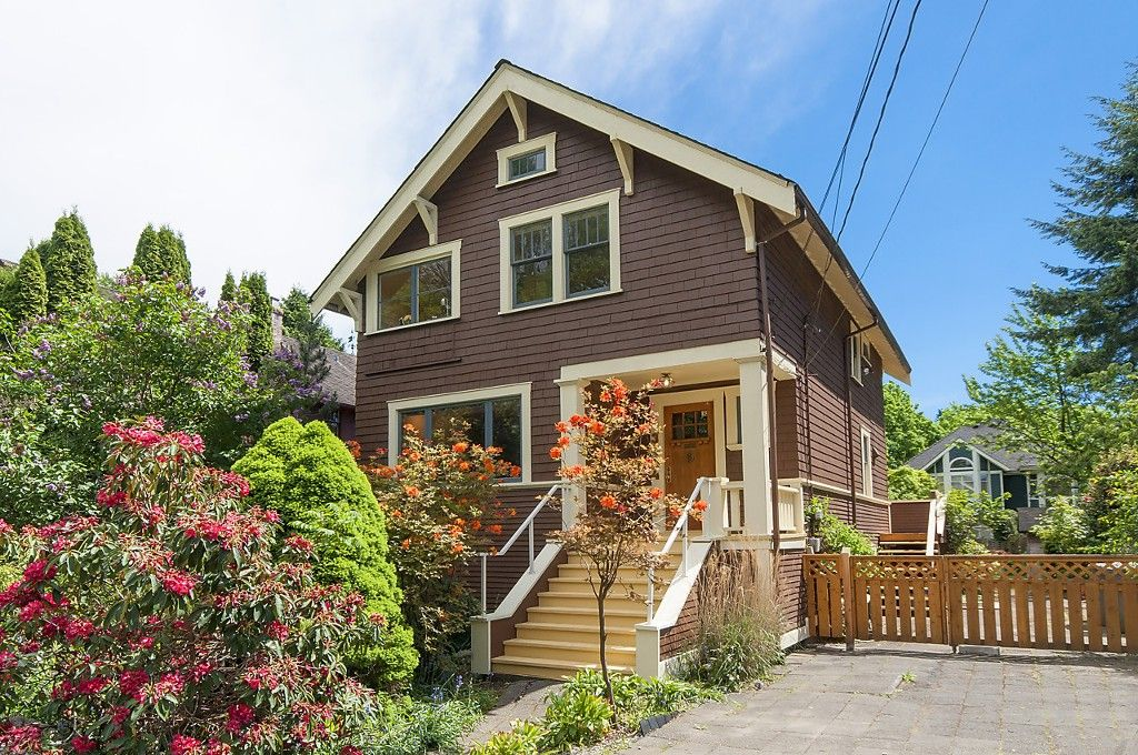Main Photo: 3444 W 5TH Avenue in Vancouver: Kitsilano House for sale (Vancouver West)  : MLS®# R2170282