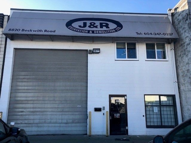 Main Photo: 8820 BECKWITH Road in Richmond: Bridgeport RI Industrial for lease : MLS®# C8036835