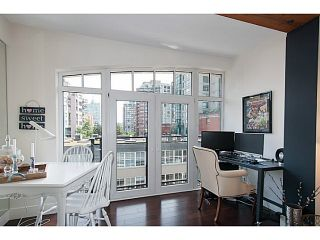 "Photo 6: 408 1275 HAMILTON Street in Vancouver: Yaletown Condo for sale in ""Alda"" (Vancouver West)  : MLS®# V1130655"