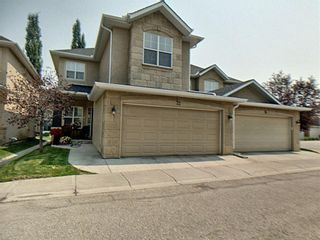Main Photo: 72 39 Strathlea Common SW in Calgary: Strathcona Park Semi Detached for sale : MLS®# A1130844