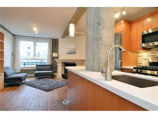 "Photo 12: 512 1216 HOMER Street in Vancouver: Yaletown Condo for sale in ""The Murchies Building"" (Vancouver West)  : MLS®# V1097645"
