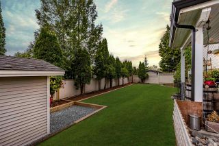 """Photo 39: 35418 LETHBRIDGE Drive in Abbotsford: Abbotsford East House for sale in """"Sandy Hill"""" : MLS®# R2584060"""