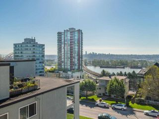 "Photo 3: 501 209 CARNARVON Street in New Westminster: Downtown NW Condo for sale in ""ARGYLE HOUSE"" : MLS®# R2570499"